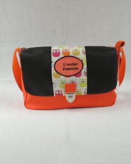 cartable orange