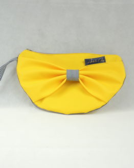 pochette noeud yello