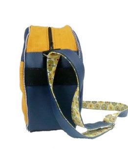 sac romy blue côté