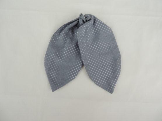 foulard à pois