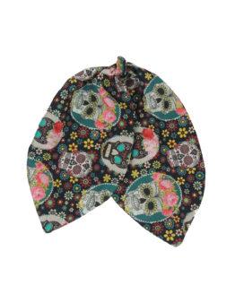 foulard black