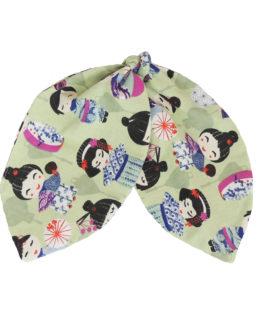 foulard poupée russe