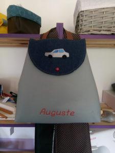 sac à dos auguste
