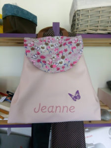 sac à dos Jeanne