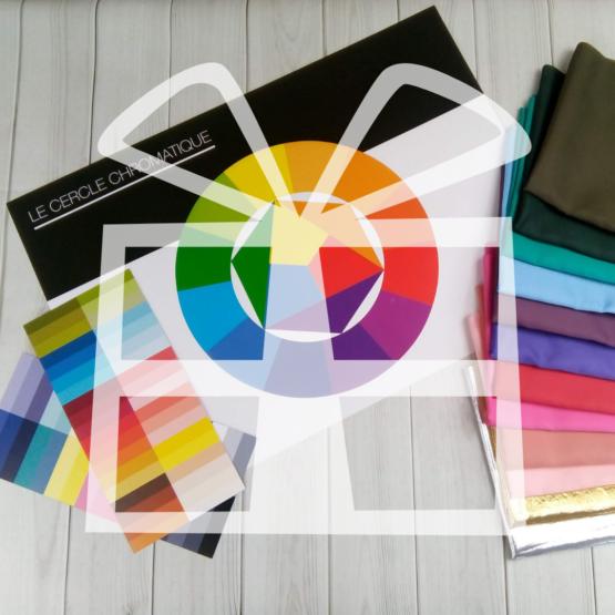 analyse de colorimétrie carte cadeau